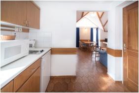 Kitchen - Abbazia Club Hotel