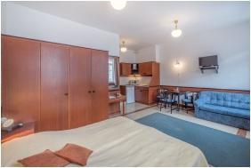 Family apartment, Abbazia Club Hotel, Keszthely