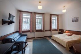 Abbazia Club Hotel, Family apartment - Keszthely
