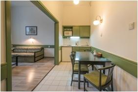 Kitchen, Abbazia Club Hotel, Keszthely
