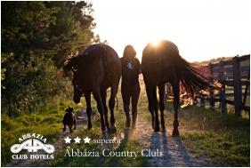 Lovaglás - Abbázia Country Club