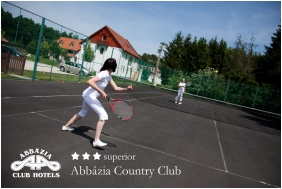 Tennis court - Abbazia Country Club