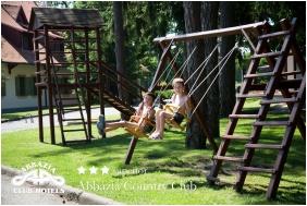 Abbázia Country Club, Játszótér