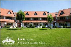 Abbázia Country Club, Épület - Nemesnép
