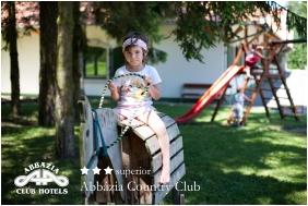 Abbázia Country Club, Nemesnép, Játszótér