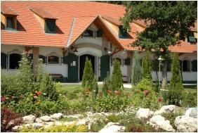 Abbázia Country Club, Épület