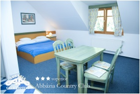 Abbazia Country Club, Double room