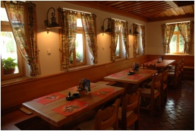 Abbazia Country Club, Nemesnep, Restaurant