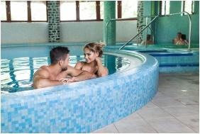 Inside pool - Club Dobogomajor