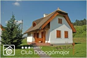 Bejárat - Club Dobogómajor