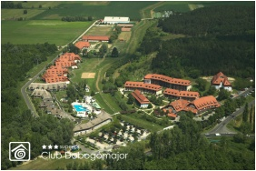 View from above - Club Dobogomajor