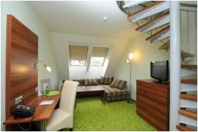 Achat Premium Hotel, Family apartment - Budapest