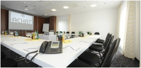 Conference room, Achat Premium Hotel, Budapest