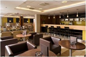 Lobby, Achat Premium Hotel Budapest, Budapest