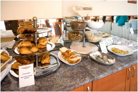 Frokost, Airport Hotel Budapest, Vecses
