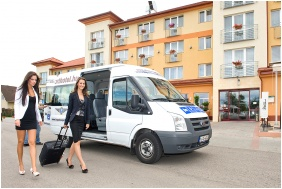 Ingang, Airport Hotel Budapest, Vecses