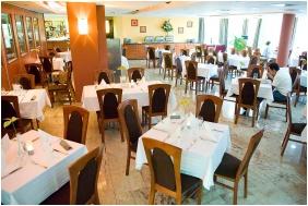 Airport Hotel Budapest, Vecses, Restaurant