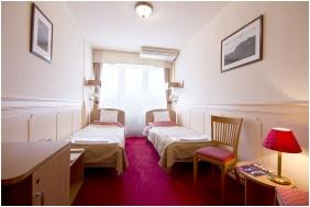 Standard room, Alfa Art Hotel, Budapest