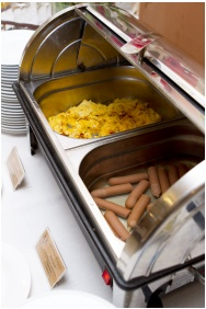 Breakfast - Alfa Art Hotel