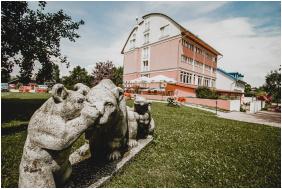 Alfa Art Hotel, Budapest,
