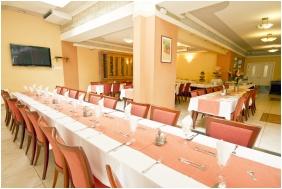 Restaurant, Alfa Art Hotel, Budapest