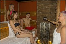 Sauna, Hotel Alfa, Miskolctapolca