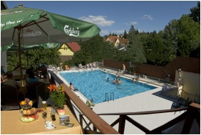 Hotel Alfa, Spa & Wellness centre - Miskolctapolca