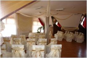 Conference room, Hotel Alfa, Miskolctapolca