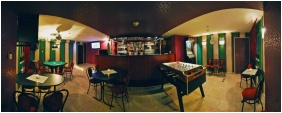 Bar, Hotel Alfa, Miskolctapolca