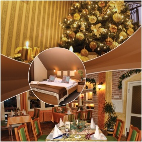Decoration, Hotel Alfa, Miskolctapolca