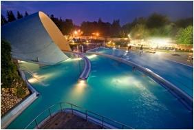 Hotel Alfa, Miskolctapolca, Thermal pool