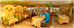 Hotel Alfa, Restaurant