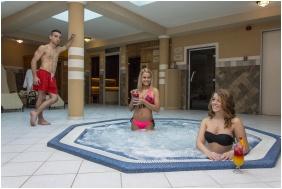 Hotel Alfa, Miskolctapolca, Whirl pool