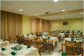 Restaurant, Hotel Alfold Gyongye, Oroshaza