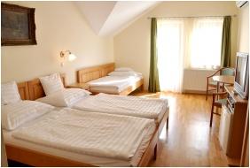 Háromágyas szoba - Ametiszt Hotel