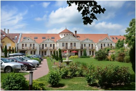 Hotel Ametiszt, Inner garden - Harkany