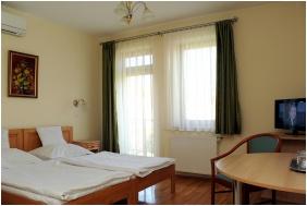 Ametiszt Hotel, Kétágyas szoba - Harkány