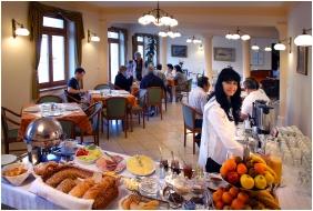 Hotel Ametiszt, Breakfast