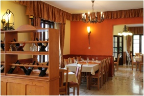 Hotel Ametiszt, Harkany, Restaurant