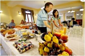 Buffet breakfast - Hotel Ametiszt