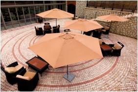 Bar Terrace - Andrassy Residence Wine & Spa
