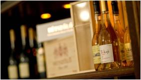 Reception area - Andrassy Residence Wine & Spa