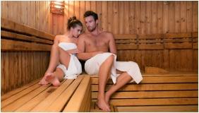 Sauna - Andrassy Residence Wine & Spa