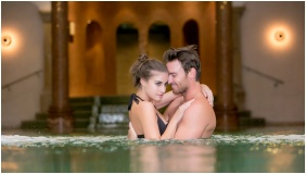 Andrassy Residence Wine & Spa, Swimming pool