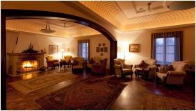 Cigar room - Andrassy Residence Wine & Spa