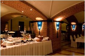 Andrassy Residence Wine & Spa, Restaurant - Tarcal