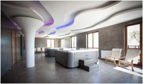 Whirl pool, Angyal Inn Wine & Spa, Ratka