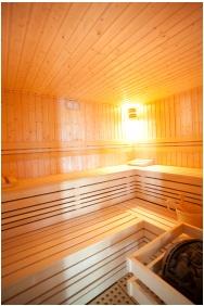Sauna - Angyal Inn Wine & Spa