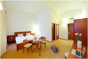 Double room with extra bed - Anna Grand Hotel Wine & Vital