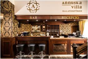 Boutique Hotel Annuska, Recepció - Balatonfüred